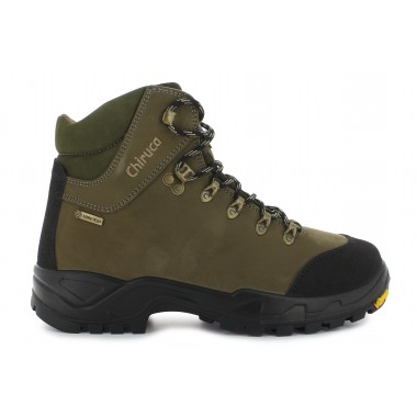Botas Chiruca Cares Force 01 Verde Goretex