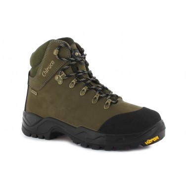 Botas Chiruca Cares Force 01 Verde Gore-Tex