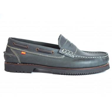 Zapatos Línea Apache Antifaz Marino