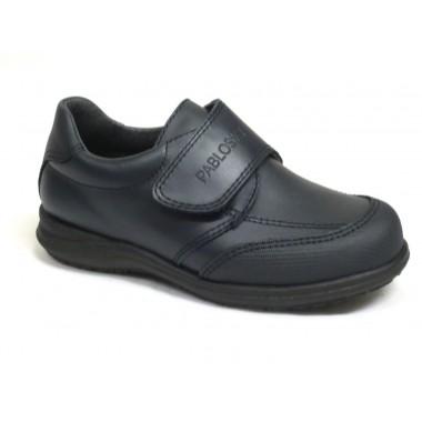 Zapatos Colegial Pablosky 320320 Marino