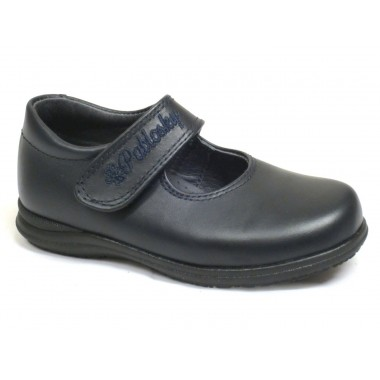 Zapatos Colegial Pablosky 319620 Marino