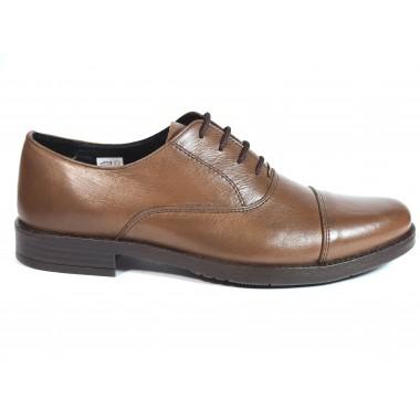 Zapatos La Valenciana 2180 Marrón