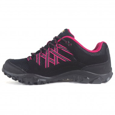 Zapatillas Impermeables Regatta Lady Edgepoint Negro