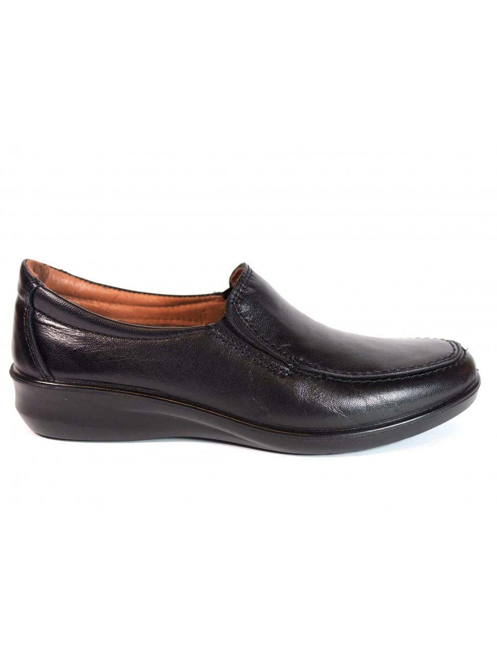 LUISETTI 0302 Zapato Profesional Piel Mujer