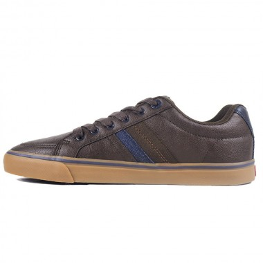 Zapatillas Levi's 229171-794 Chocolate