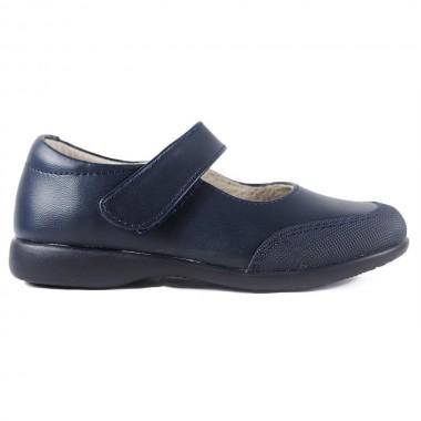 Zapatos Colegial Bubble Bobble A005 Marino