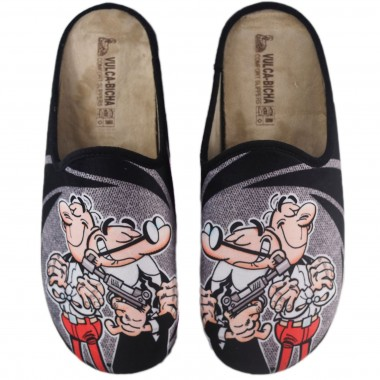 Zapatillas De Casa 1814 Mortadelo y Filemón