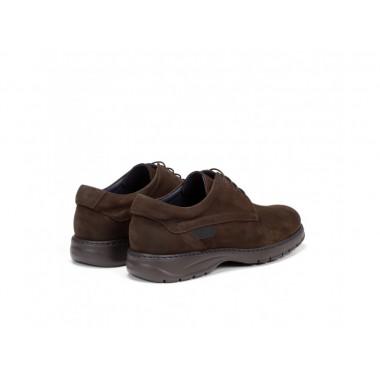 Zapatos Fluchos 8855 Café-Marino