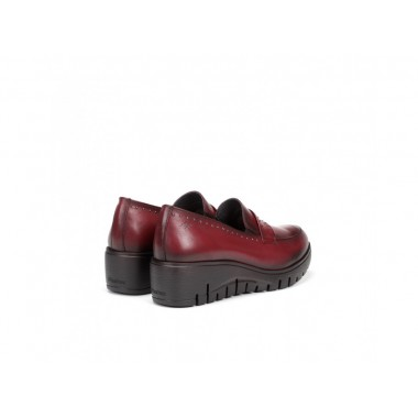 Zapatos Fluchos F0695 Burdeos