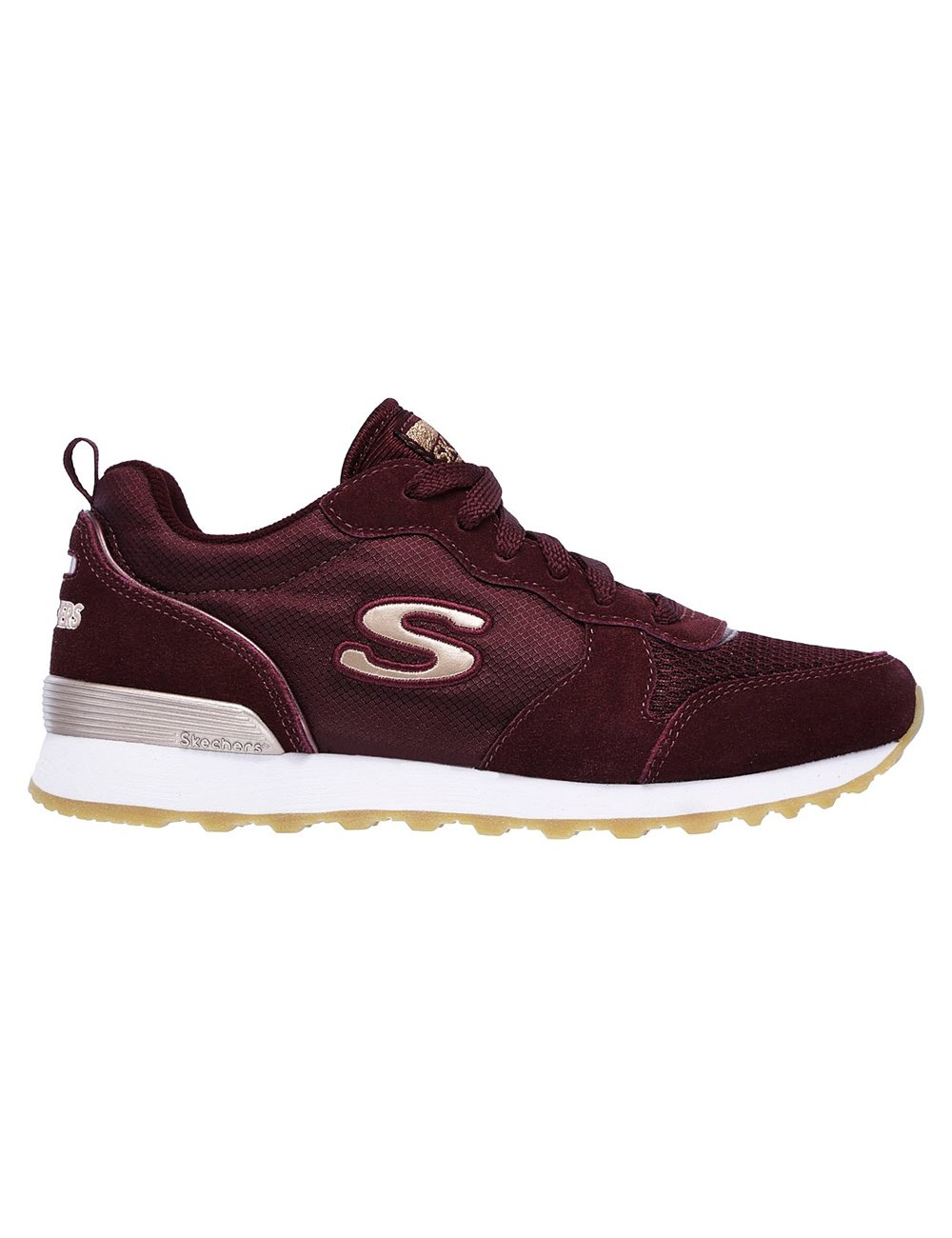 Zapatillas Skechers 111 Burdeos