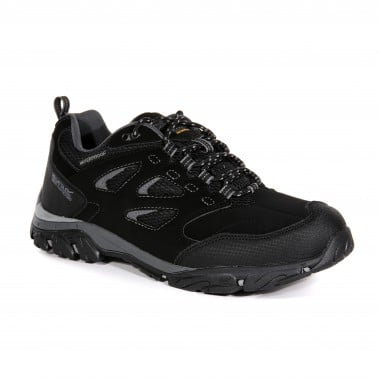 Zapatillas Impermeables Regatta Holcombe Iep Low Negro