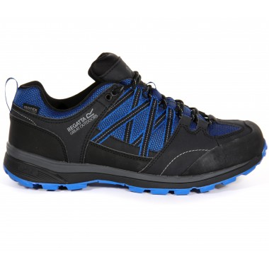 Zapatillas Impermeables Regatta Samaris Low Royal-Negro