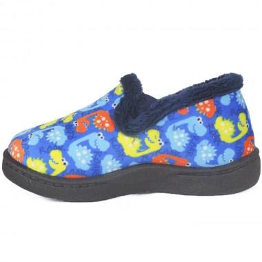 Zapatillas De Casa Roal 12002 Dinos