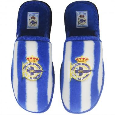 Zapatillas de Casa Vulmas 133 Azulón
