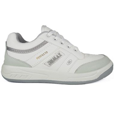 Zapatillas Demax Blanco Cordones