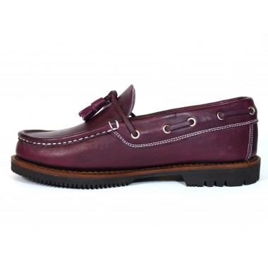 Zapatos Apache 403 Burdeos