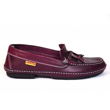 Zapatos Apache 418 Burdeos