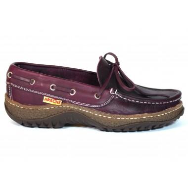 Zapatos Apache 512 Burdeos