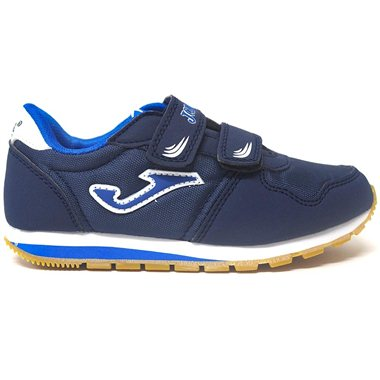 Zapatillas Joma 201 Jr 2033 Marino-Royal