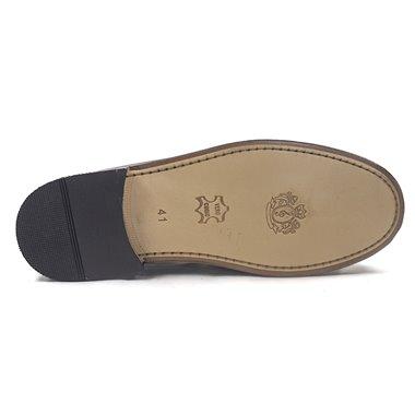 Zapatos La Valenciana 3270 Cuero