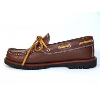 Zapatos Apache 412 Avellana-Cuero