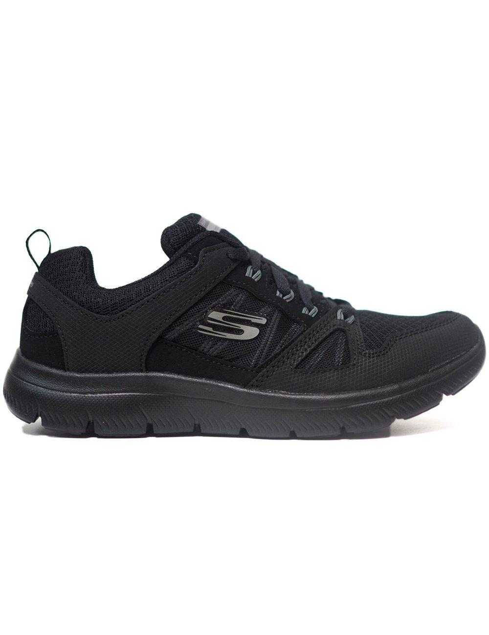 Zapatillas Skechers 12997 Negro