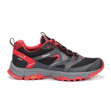 Zapatos La Valenciana 3204 Marino-Rojo