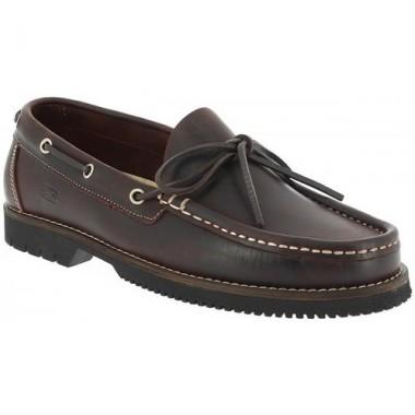 Zapatos Náuticos Fluchos 156 Marrón