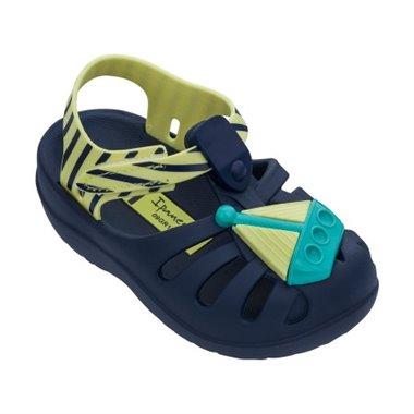Sandalias Ipanema Summer VII Baby 82858 Azul-Amarillo