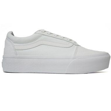 Zapatillas Vans VN0A3TLC0RG1 Blanco Plataforma