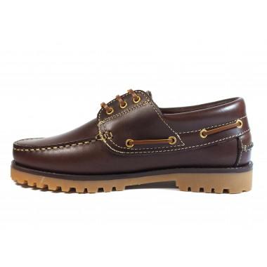 Zapatos La Valenciana 848 Burdeos