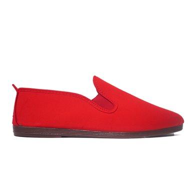 Zapatillas kunfú Javer 55 Rojo