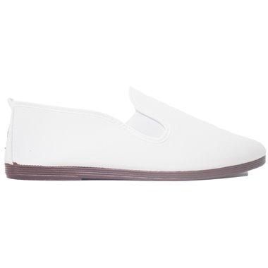 Zapatillas Kunfú Javer 55 Blanco