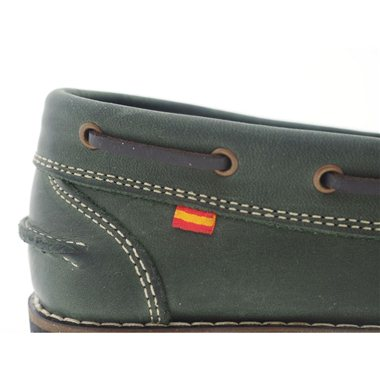 Zapatos Apache La Valenciana Montijo Verde