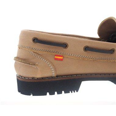 Zapatos Apache La Valenciana Montijo Taupe