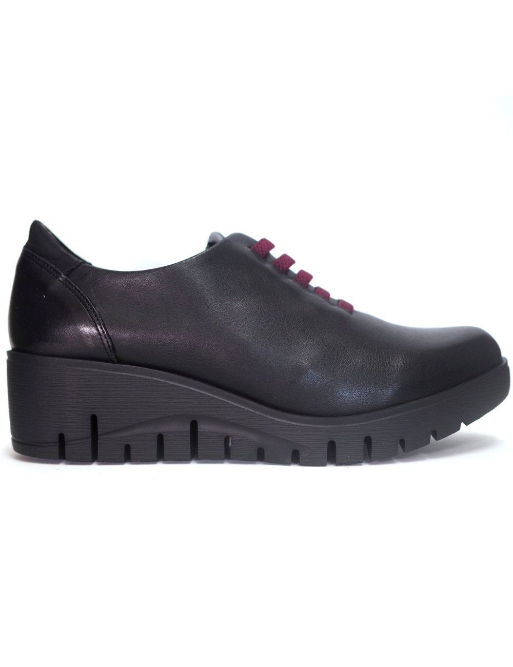 Zapatos Fluchos F0698 Negro