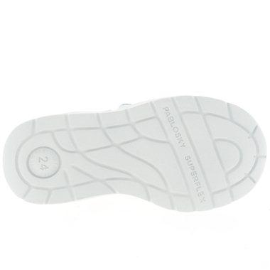 Zapatillas Pablosky 278120  Blanco-Plata