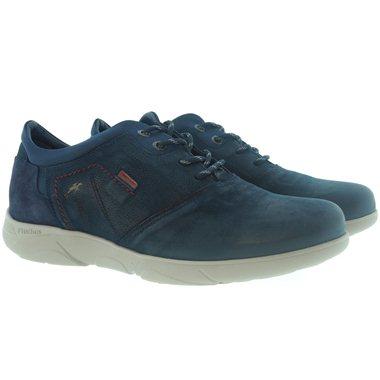 Zapatos Fluchos F1060 Marino