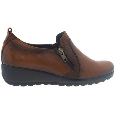 Zapatos Fluchos F1069 Cuero