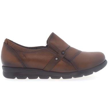 Zapatos Fluchos F1079 Cuero