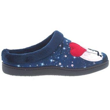 Zapatillas De Casa Roal 12213 Luna