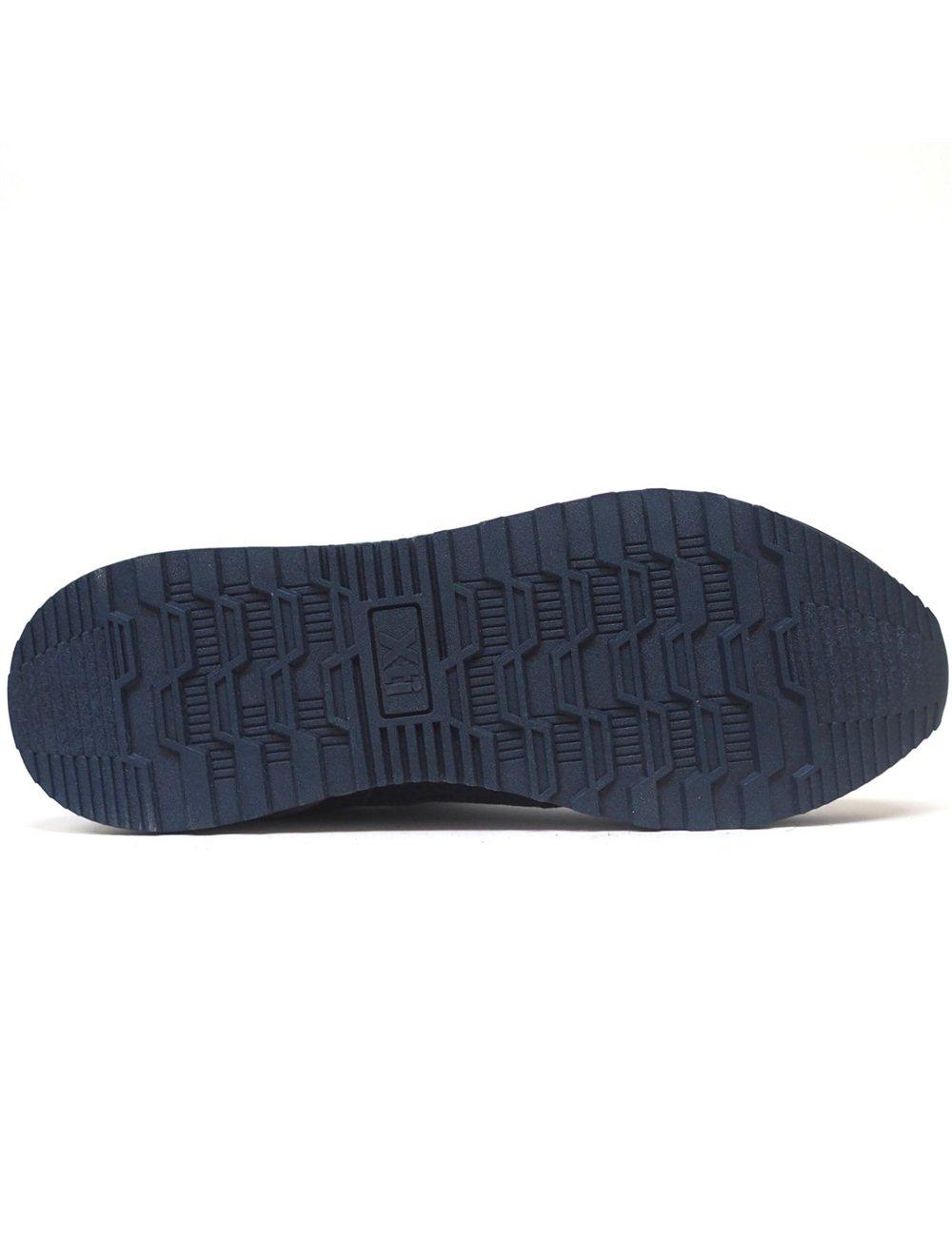 Zapatos Callaghan 18502 Azul-Cuero