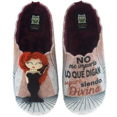 Zapatillas de Casa Marpen Slippers Gilda