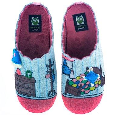 Zapatillas de Casa Marpen Slippers Habitación