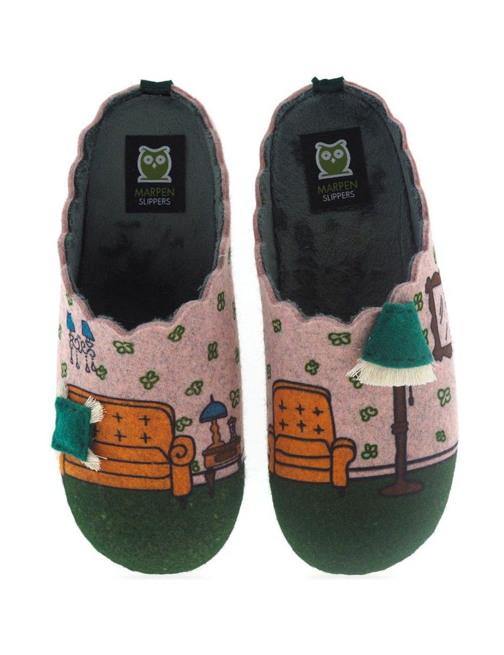 Zapatillas de Casa Marpen Slippers Salón