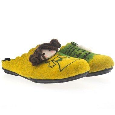 Zapatillas de Casa Marpen Slippers Princesa Leia