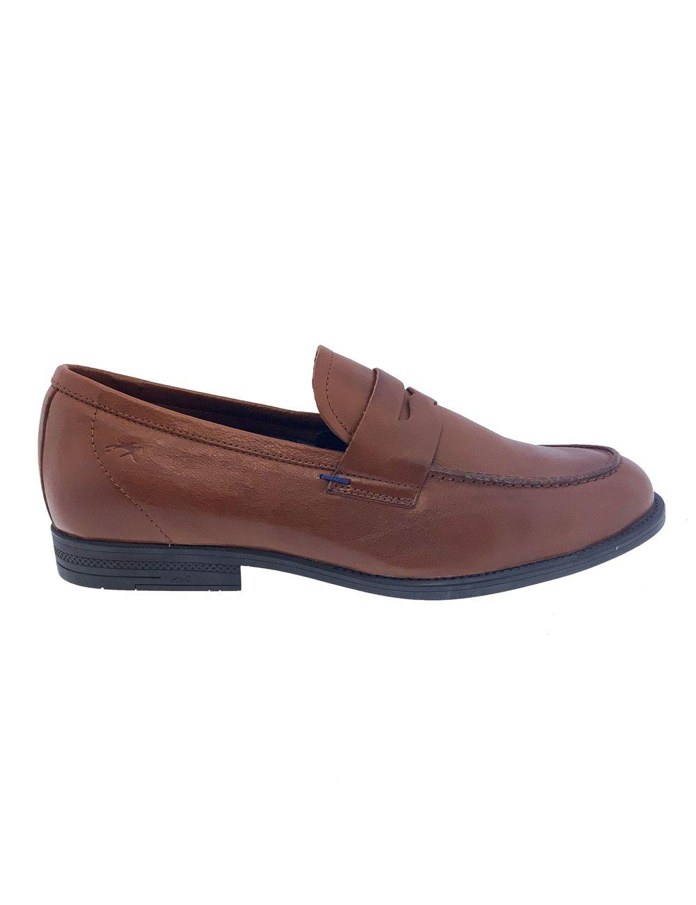Zapatos Fluchos F0824 Cuero