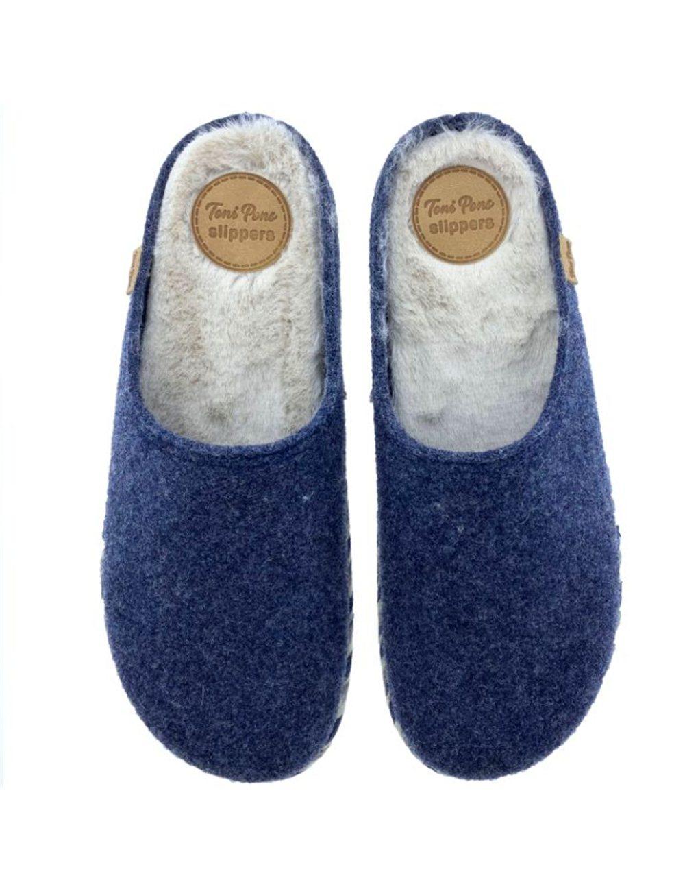 Zapatillas de Casa Toni Pons Nabor-Fp Azul