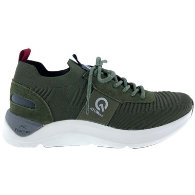 Zapatillas Atom One F1109 Kaki