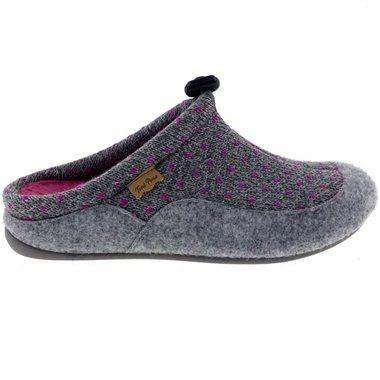 Zapatillas de Casa Toni Pons Mel-Lo Gris